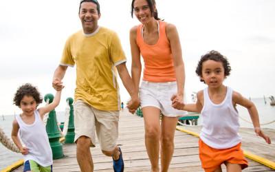 Family Fitness Challenge!