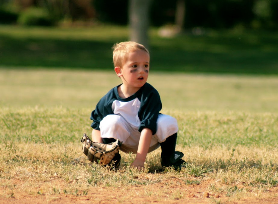 3 Reasons for Tee-Ball Struggles