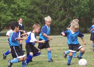 Training Kids for sports – Part 1: The Importance of Free Play!