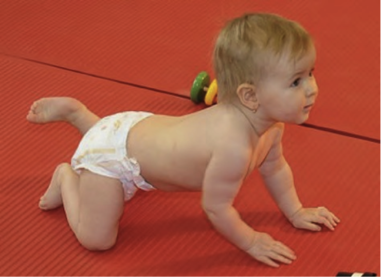 How Kids Learn to Move – Part 1: The Importance of Rolling and Crawling