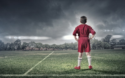Our Kids Aren't Athletes – They're Kids