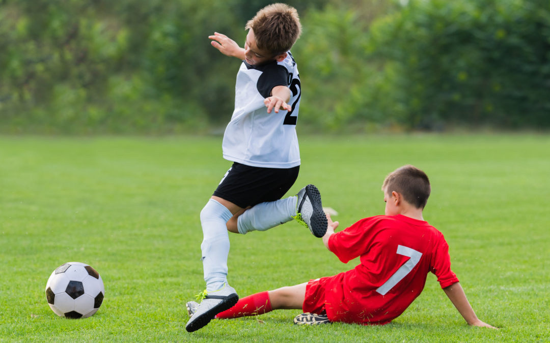 Why Do Some Kids Struggle with Contact Sports?