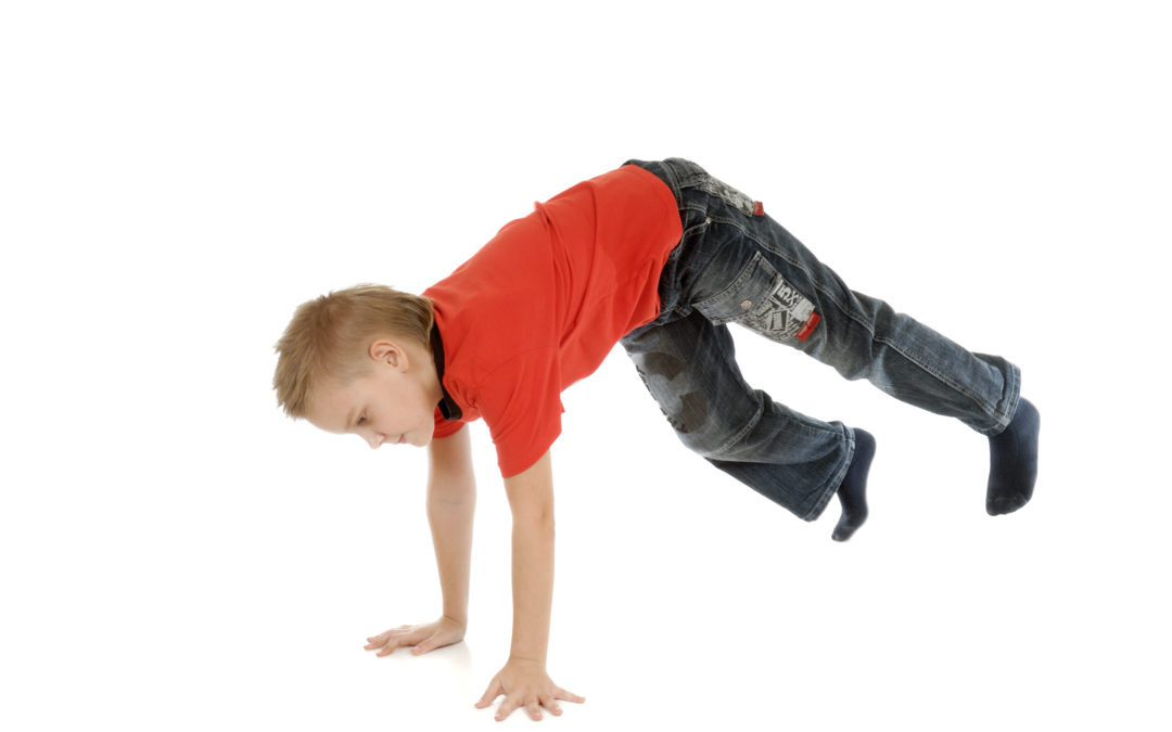 8 Ways to Crawl for Core Strength, Coordination, and Fun