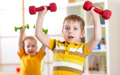 Creating Young Hercules: How Young Can Kids Safely Lift Weights?