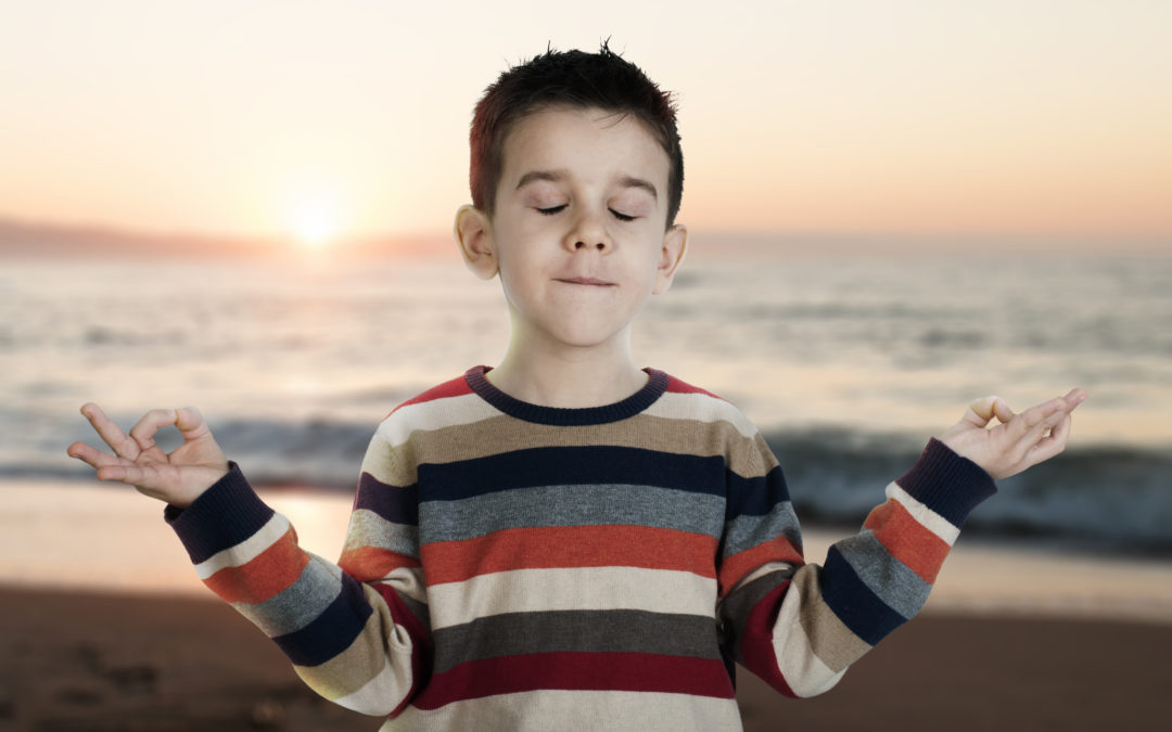 """Mindful Breathing"" as a Tool for Improved Focus and Behavior with Kids"